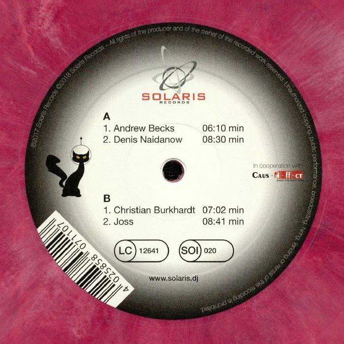 BECKS, Andrew/DENIS NAIDANOW/CHRISTIAN BURKHARDT/JOSS - Love To Love You Baby 2018 Remix