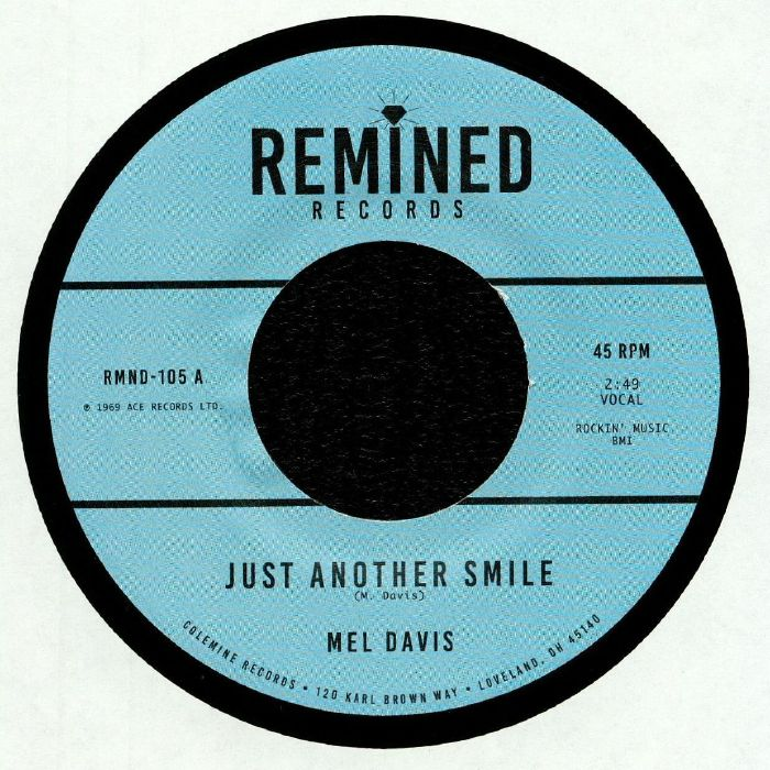 DAVIS, Mel/THE IMPORTS - Just Another Smile