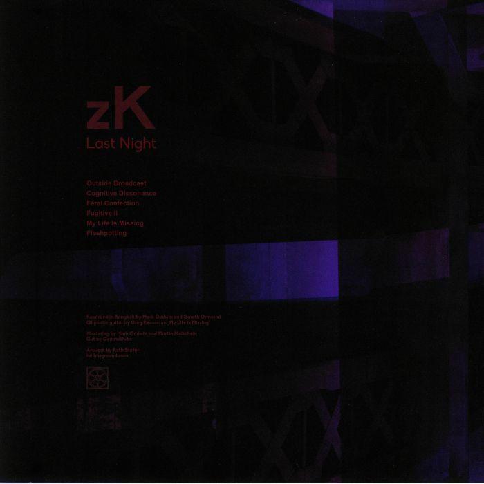 ZK - Last Night