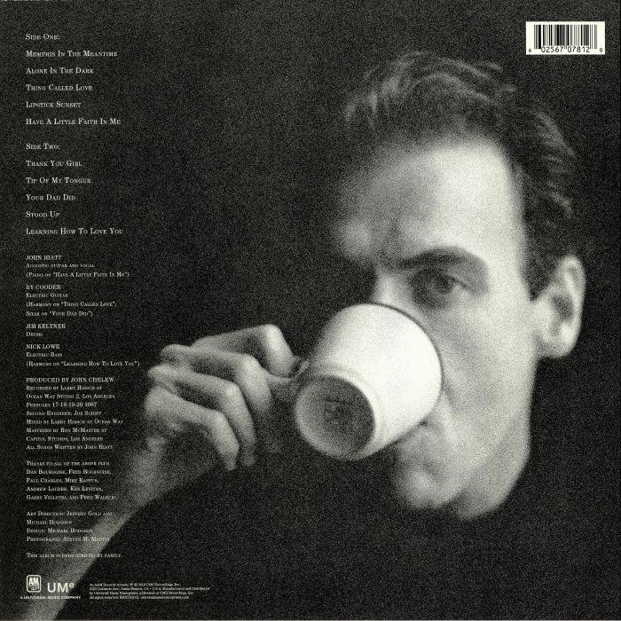 HIATT, John - Bring The Family (reissue)