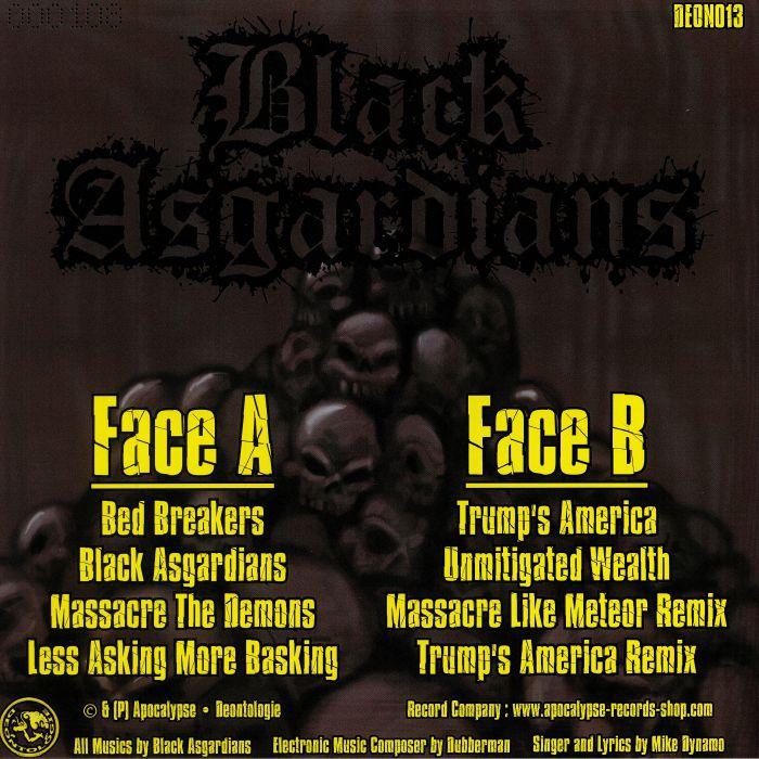 BLACK ASGARDIANS - Black Asgardians