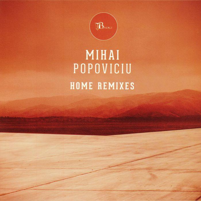 POPOVICIU, Mihai - Home Remixes 4
