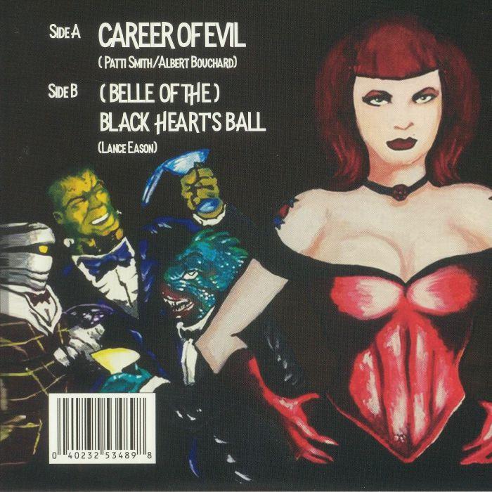 BEAST OF ENGLAND, The feat SZANDORA LA VEY - Career Of Evil