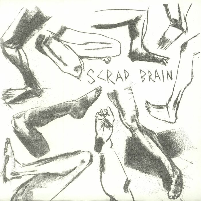 SCRAP BRAIN - Unhappy Hardcore