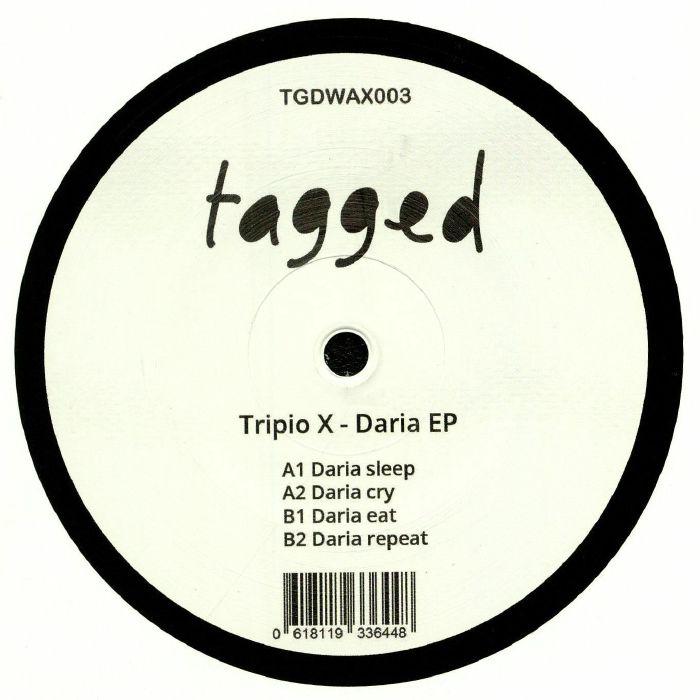 TRIPIO X - Daria EP