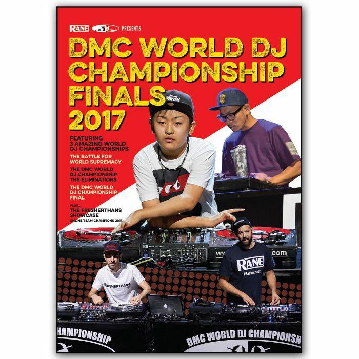 DMC - DMC World DJ Championship Finals 2017