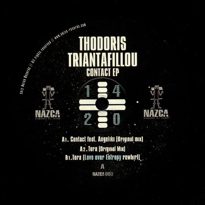 TRIANTAFILLOU, Thodoris - Contact EP