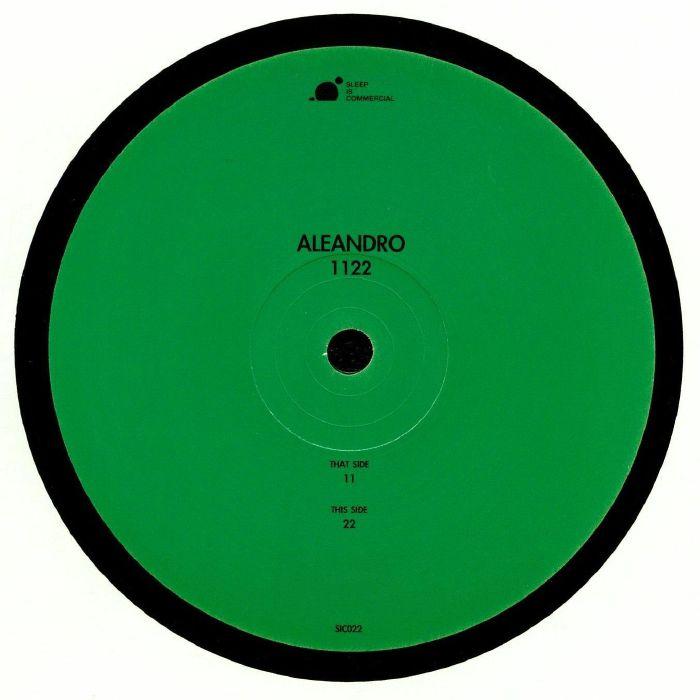 ALEANDRO - 1122