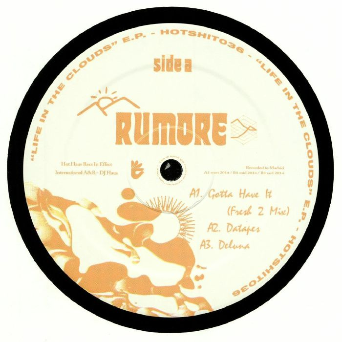 RUMORE - Life In The Clouds EP