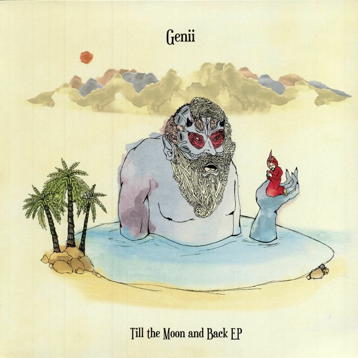 GENII - Till The Moon & Back EP