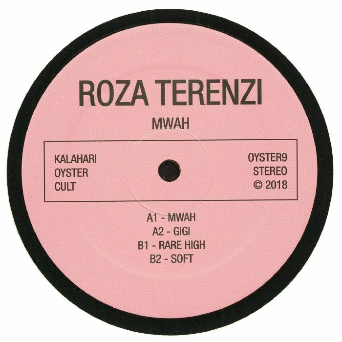ROZA TERENZI - Mwah