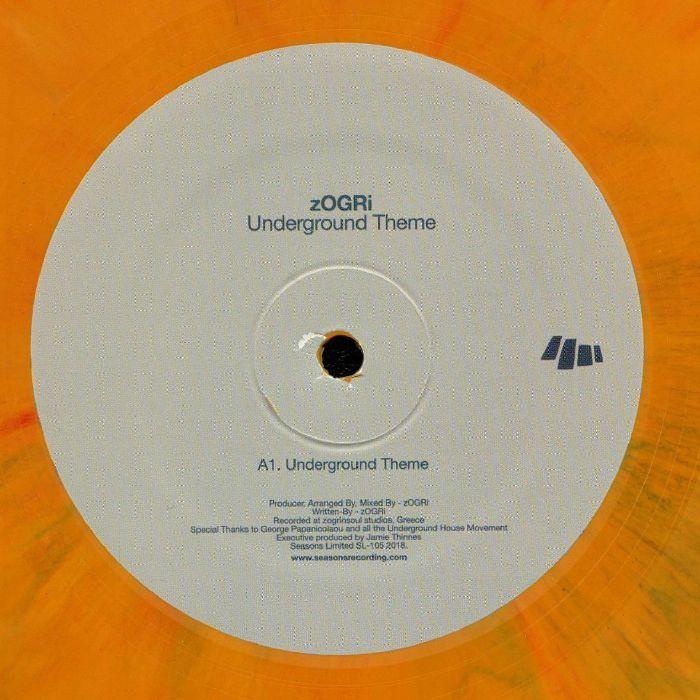 ZOGRI - Underground Theme