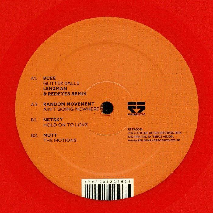 BCEE/RANDOM MOVEMENT/NETSKY/MUTT - Future Retro Remastered EP