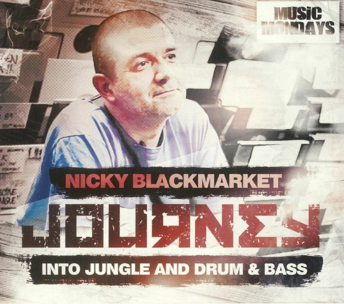 BLACKMARKET, Nicky/VARIOUS - Journey Into Jungle & Drum & Bass