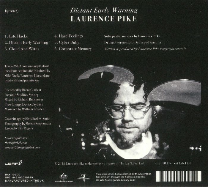 PIKE, Laurence - Distant Early Warning
