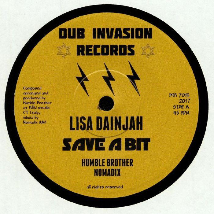 LISA DAINJAH/HUMBLE BROTHER/NOMADIX - Save A Bit