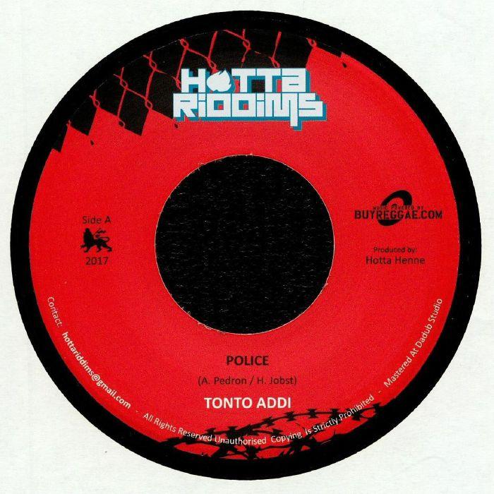 TONTO ADDI/HOTTA HENNE - Police