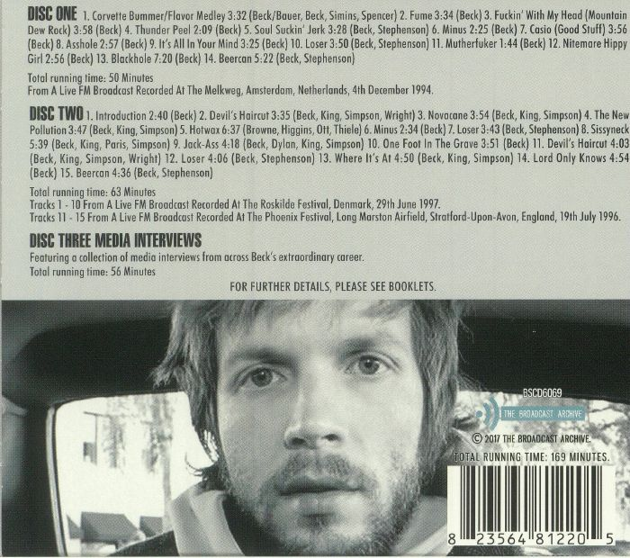 BECK - The Broadcast Archive