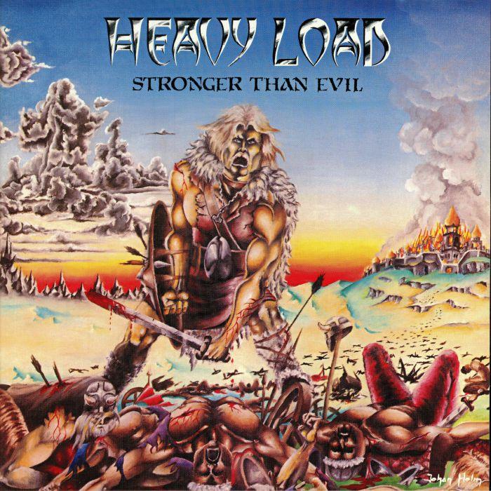 HEAVY LOAD - Stronger Than Evil (reissue)