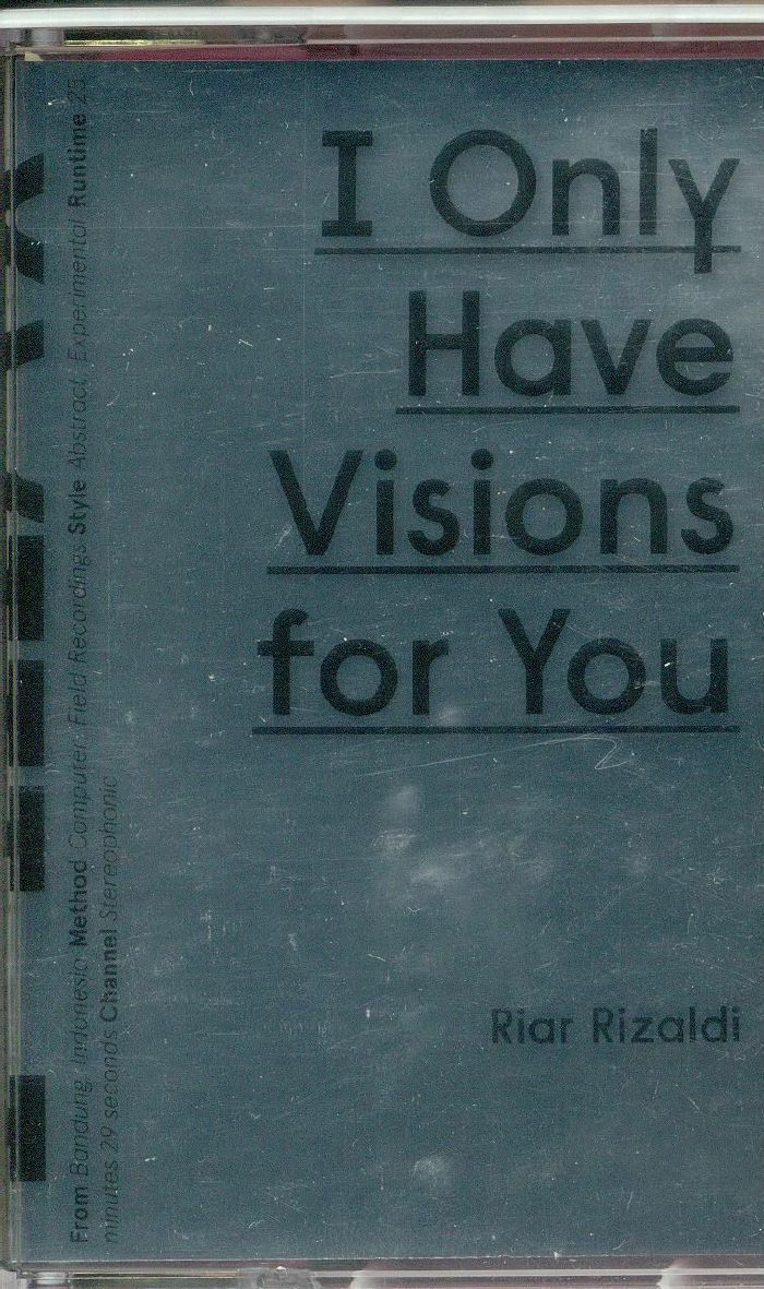 RIZALDI, Riar - I Only Have Visions For You