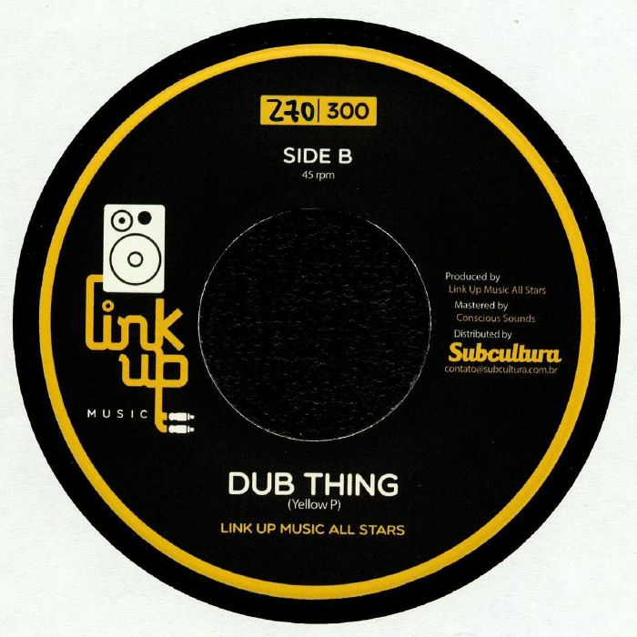 MONKEY JHAYAM/LINK UP ALL STARS - Serious Thing
