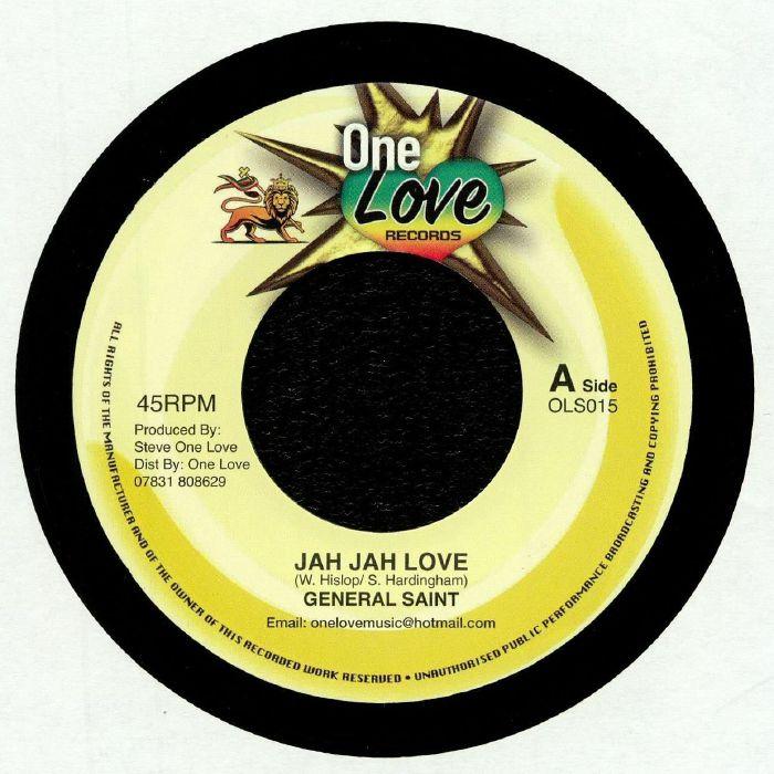 GENERAL SAINT/KEITH DOUGLAS - Jah Jah Love