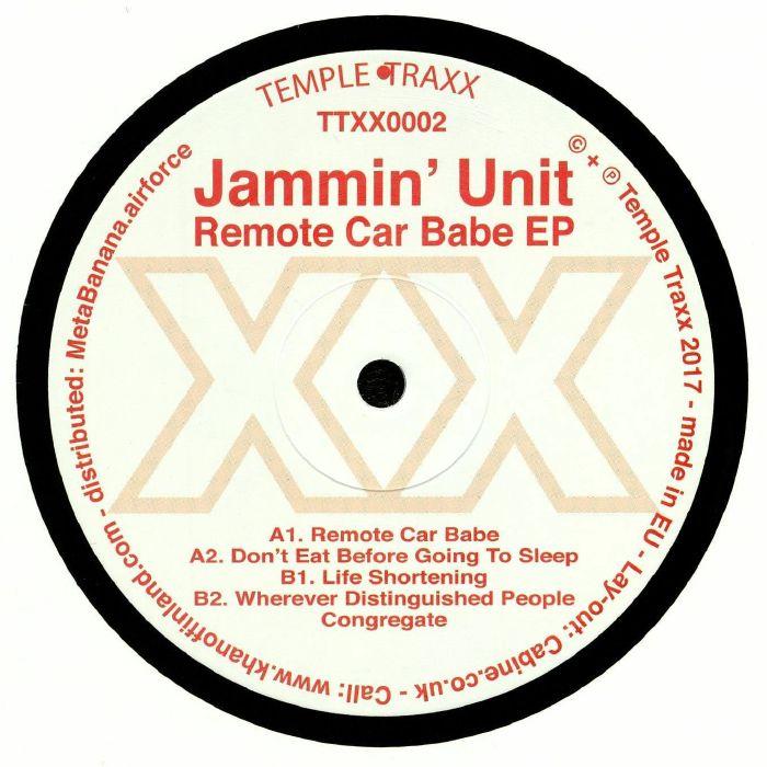 JAMMIN UNIT - Remote Car Babe EP