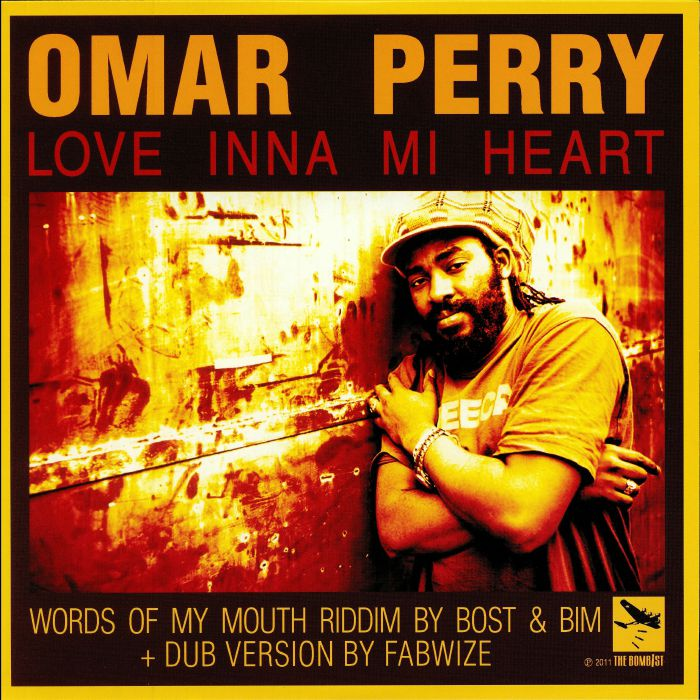 EARL SIXTEEN/BOST/OMAR PERRY/FABWIZE - Words Of My Mouth
