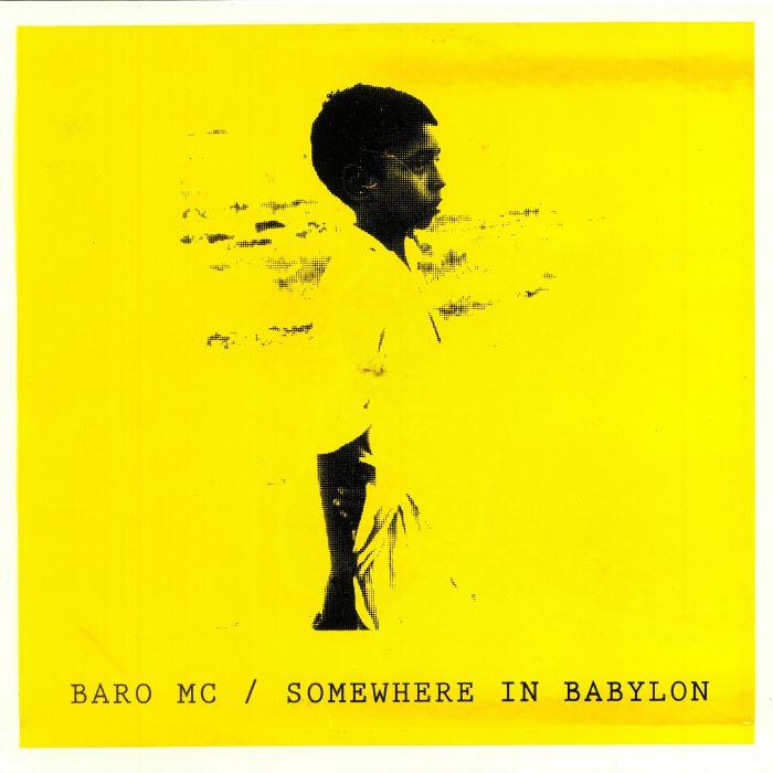 BARO MC - Somewhere In Babylon EP