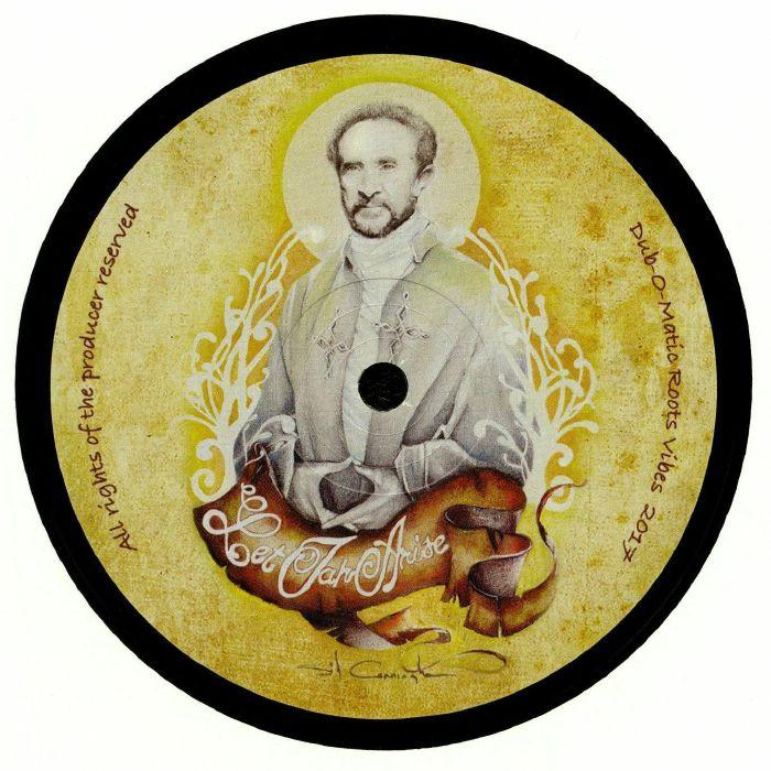 MICHAEL EXODUS feat BABA RAS/EMETERIANS - Let Jah Arise