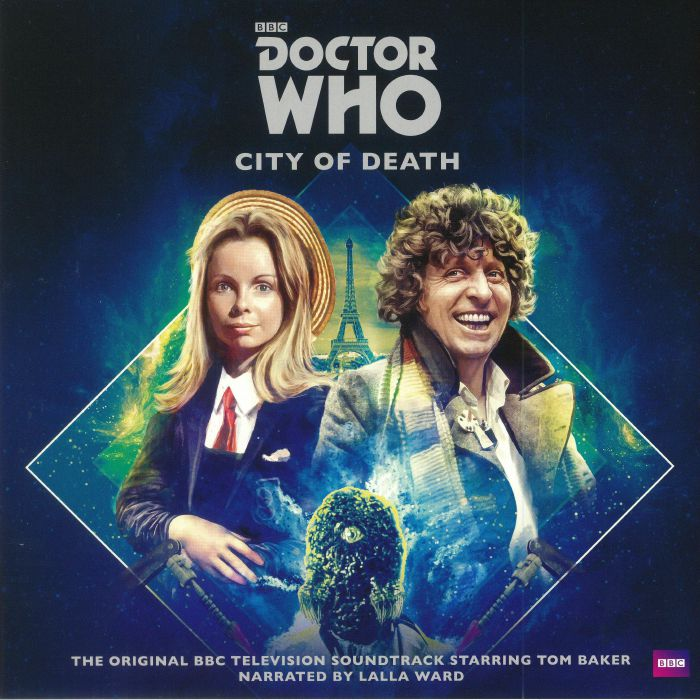 VARIOUS - Doctor Who: City Of Death (Soundtrack) (Record Store Day 2018)