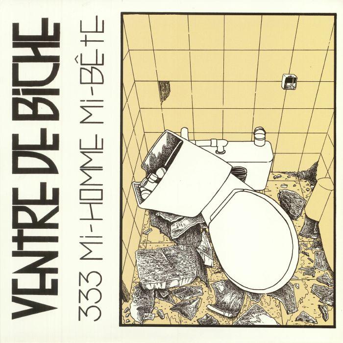 VENTRE DE BICHE - 333 Mi Homme Mi Bete