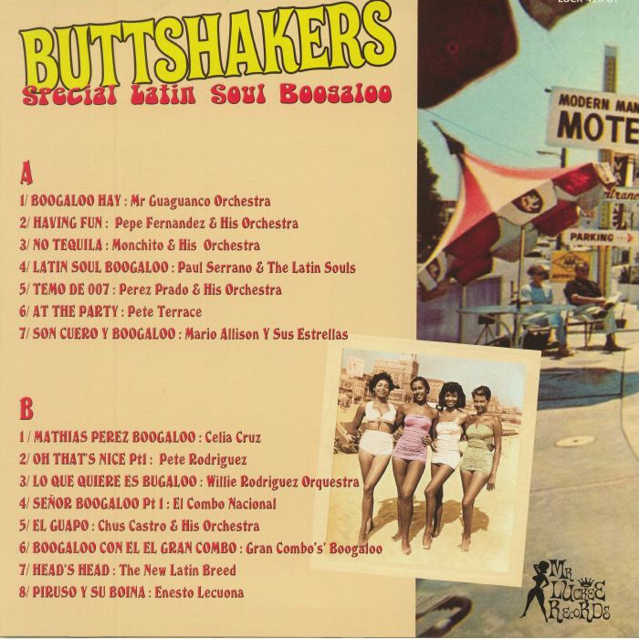 VARIOUS - Buttshakers Soul Party Vol 13