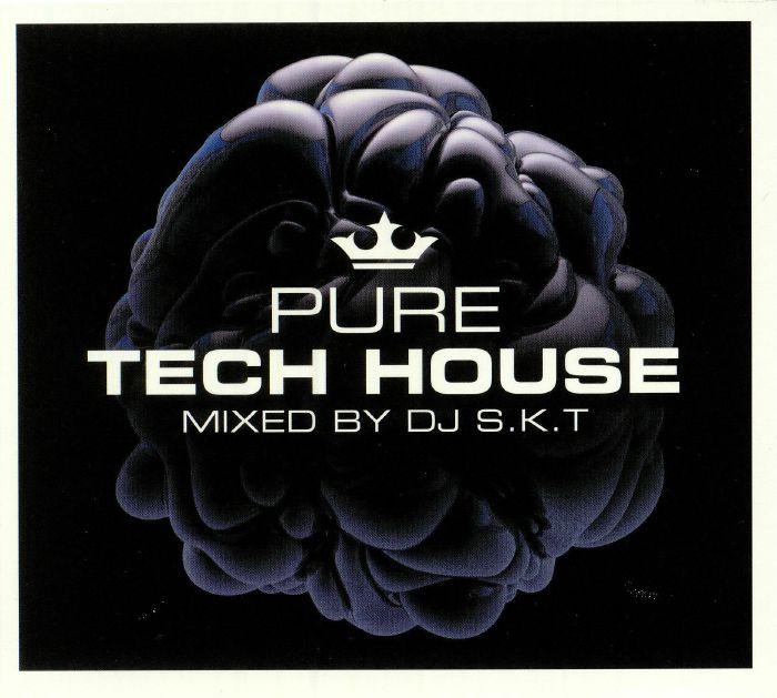 DJ SKT/VARIOUS - Pure Tech House