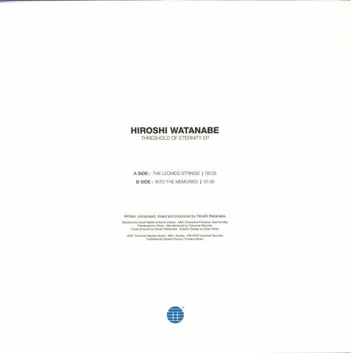 WATANABE, Hiroshi - Threshold Of Eternity EP