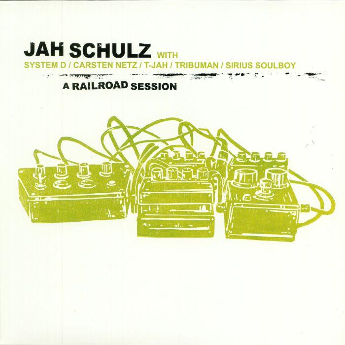 JAH SCHULZ with SYSTEM D/CARSTEN NETZ/T JAH/TRIBUMAN/SIRIUS SOULBOY - A Railroad Session