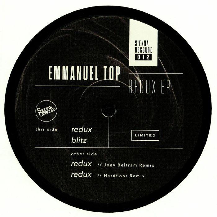 TOP, Emmanuel - Redux EP