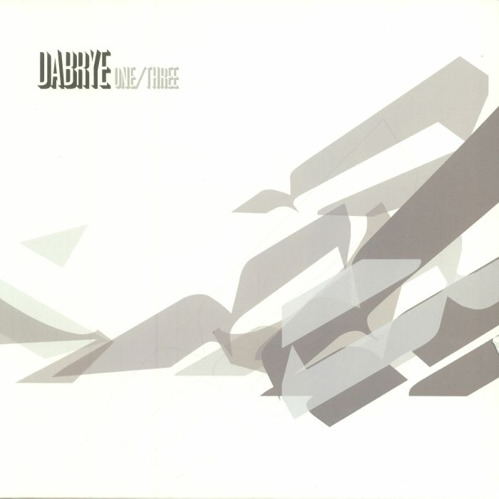DABRYE - One/Three (reissue)