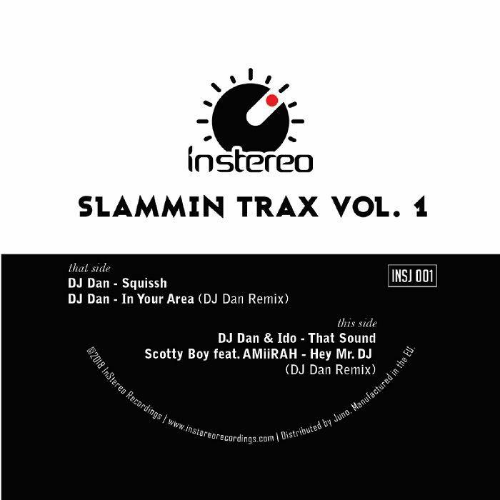 DJ DAN/IDO/SCOTTY BOY - Slammin Trax Vol 1