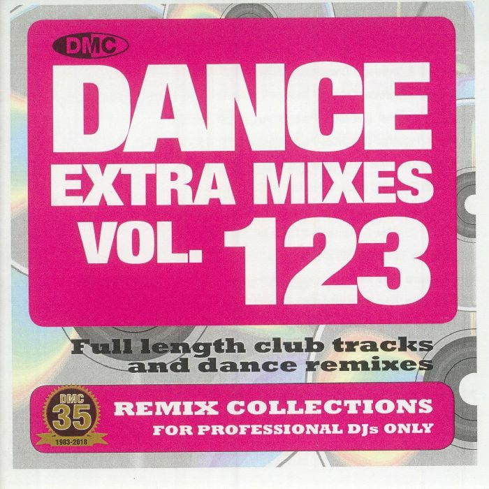 VARIOUS - Dance Extra Mixes Vol 123: Remix Collections For Professional DJs (Strictly DJ Only)