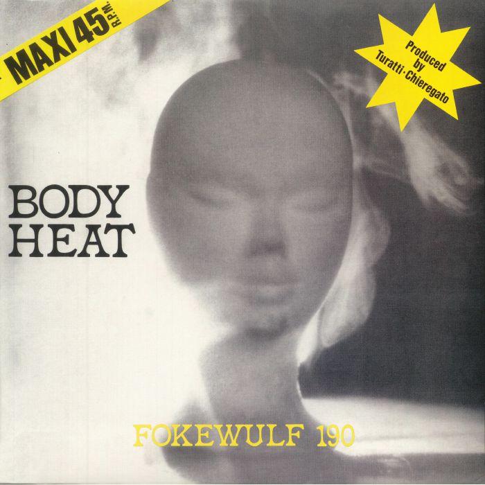 FOKEWULF 190 aka FOCKEWULF 190 - Body Heat (reissue)