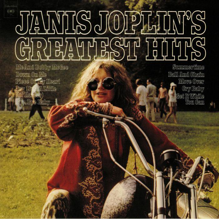 JOPLIN, Janis - Greatest Hits (reissue)