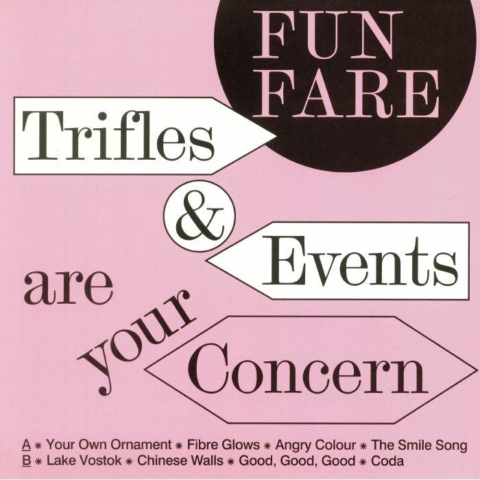 FUN FARE - Trifles & Events Are Your Concern