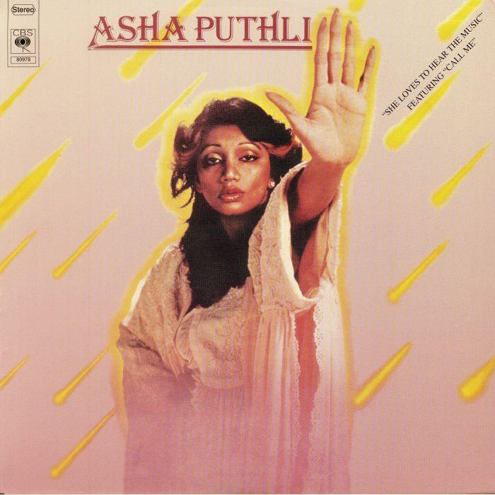 PUTHLI, Asha - She Loves To Hear The Music