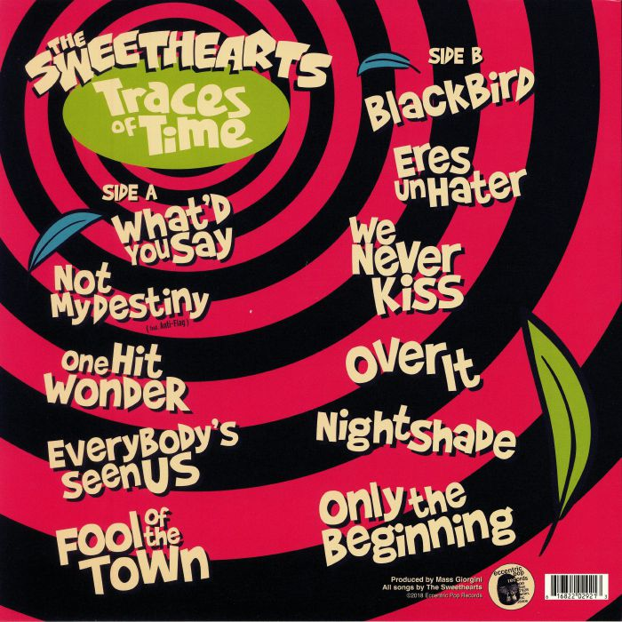 SWEETHEARTS, The - Traces Of Time