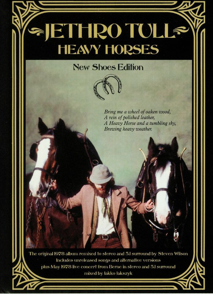 JETHRO TULL - Heavy Horses: New Shoes Edition