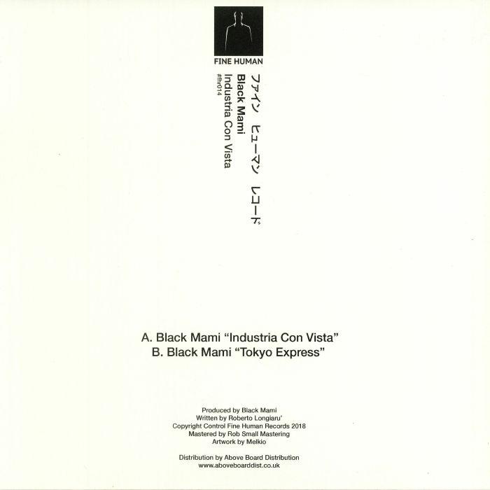 BLACK MAMI - Industria Con Vista