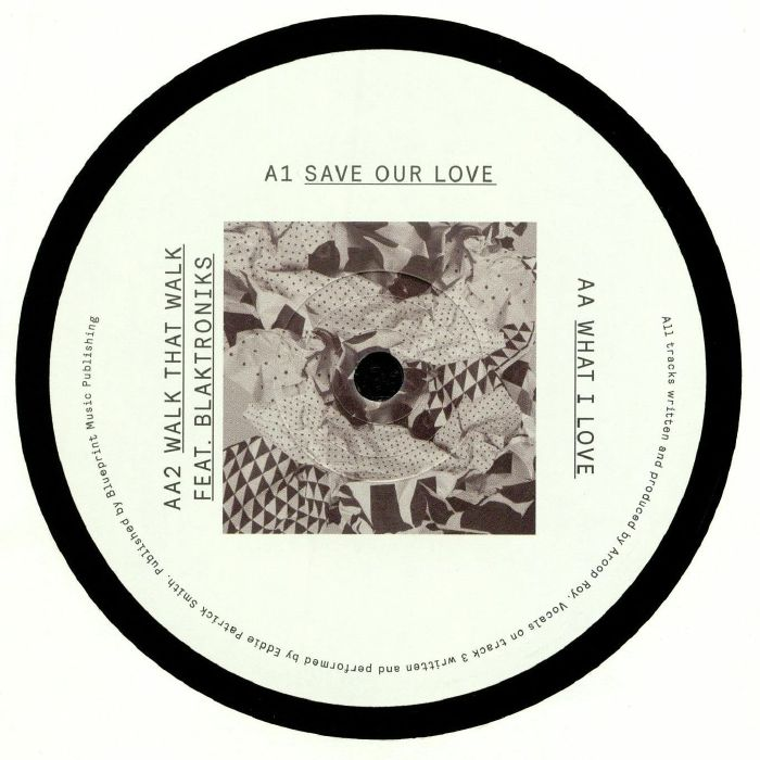 ROY, Aroop - What I Love EP