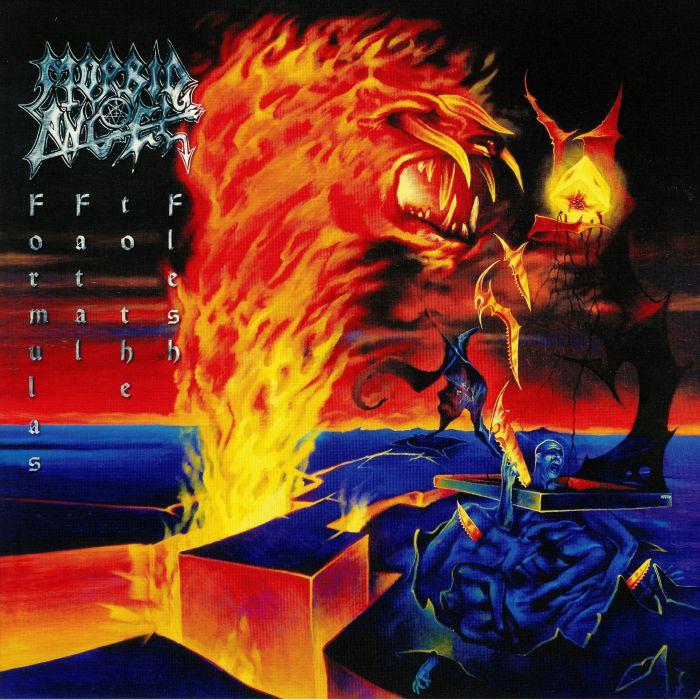 MORBID ANGEL - Formulas Fatal To The Flesh (reissue)