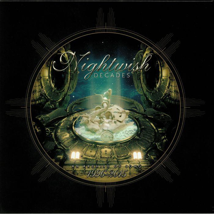 NIGHTWISH - Decades: An Archive Of Song 1996-2015